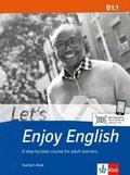 Let's Enjoy English: Teacher's Book; B1.1