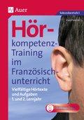Hörkompetenz-Training im Französischunterricht 1-2