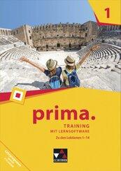 Prima - Latein lernen: Training mit Lernsoftware; 1