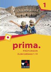 Prima - Latein lernen: Prüfungen; 1