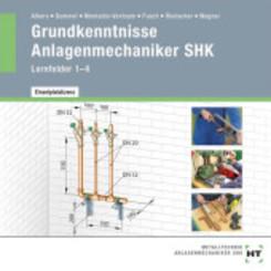 Grundkenntnisse Anlagenmechaniker SHK, CD-ROM