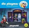 Die Playmos - Die Macht der Kürbislaterne, 1 Audio-CD
