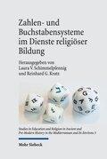Zahlen- und Buchstabensysteme im Dienste religiöser Bildung