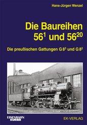 Die Baureihe 56.1 und 56.20
