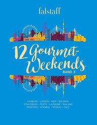 12 Gourmet-Weekends - Bd.3