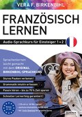 Französisch lernen Audio-Sprachkurs für Einsteiger 1+2, 3 Audio-CD
