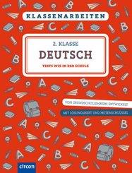 Klassenarbeiten Deutsch 2. Klasse