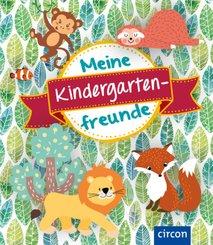 Meine Kindergartenfreunde (Lieblingstiere)