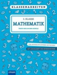 Klassenarbeiten Mathematik 3. Klasse