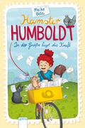 Hamster Humboldt. In der Größe liegt die Kraft