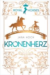 Royal Horses. Kronenherz