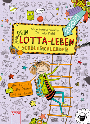 (Mein) Dein Lotta-Leben. Schülerkalender 2020/21