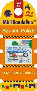 MiniBandolino (Spiele): Bei der Polizei (Kinderspiel); 84