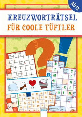 Kreuzworträtsel für coole Tüftler