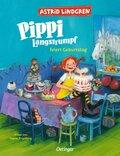 Pippi Langstrumpf feiert Geburtstag