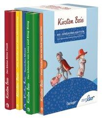 Kirsten Boie. Die Jubiläums-Edition - Ihre schönsten Geschichten für Kinder (5 Bücher)