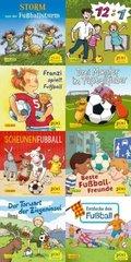 Pixi Bücher: Pixi spielt Fußball, 8 Hefte; 267