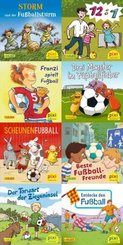 Pixi Bücher: Pixi spielt Fußball (8x1 Exemplar), 8 Teile.