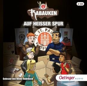 FC St. Pauli Rabauken, 2 Audio-CD