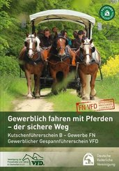 Gewerbliches Fahren mit Pferden - der sichere Weg