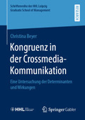 Kongruenz in der Crossmedia-Kommunikation
