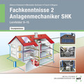 Fachkenntnisse 2 Anlagenmechaniker SHK, CD-ROM