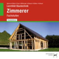 Lernfeld Bautechnik Zimmerer