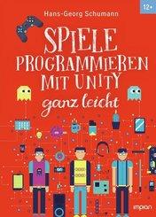 Spiele programmieren mit Unity ganz leicht