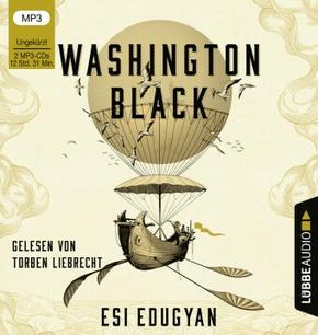Washington Black, 2 Audio-CD, MP3