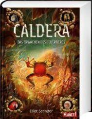 Caldera: Das Erwachen des Feuerbergs