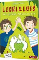 Lenni und Luis: Voll geheim, Krötenschleim!