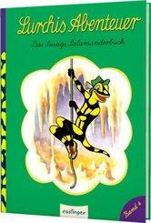 Lurchis Abenteuer, Sammlung der grünen Lurchi-Hefte 58-76