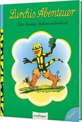 Lurchis Abenteuer, Sammlung der grünen Lurchi-Hefte 77-96