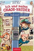 Ich und meine Chaos-Brüder - Hilfe, Staubsauger entlaufen! (Ich und meine Chaos-Brüder 2)
