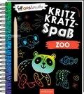 Kritzkratz-Spaß Zoo, m. Stift