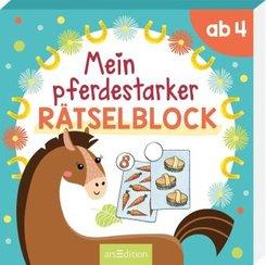 Mein pferdestarker Rätselblock