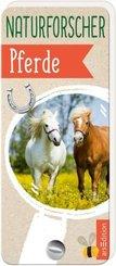 Naturforscher Pferde