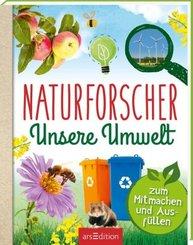 Naturforscher Unsere Umwelt