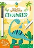 Ruckzuck weggewischt! Dinosaurier