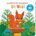 Soundbuch für Klitzekleine - Im Wald