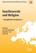 Familienrecht und Religion