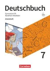 Deutschbuch Gymnasium - Nordrhein-Westfalen - Neue Ausgabe - 7. Schuljahr