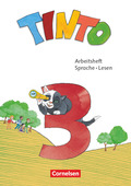 Tinto Sprachlesebuch, Neubearbeitung 2019: 3. Schuljahr - Arbeitsheft Sprache und Lesen