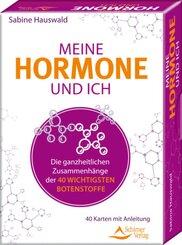 Meine Hormone und ich, 40 Karten mit Anleitung