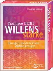 Trainiere deine Willensstärke - Übungen, die dich in die Aktion bringen
