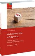 Kindergartenrecht in Österreich