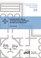 Quality-driven Reuse of Model-based Software Architecture Elements