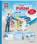Was ist was Kindergarten: Bei der Polizei