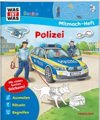 Polizei, Mitmach-Heft