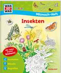 Insekten, Mitmach-Heft